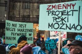 Zakrzówek protest